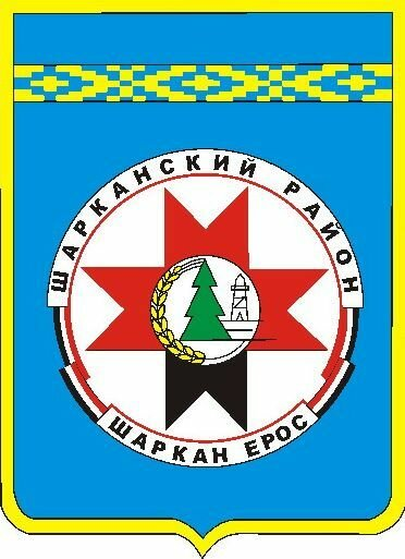 Шарканский район