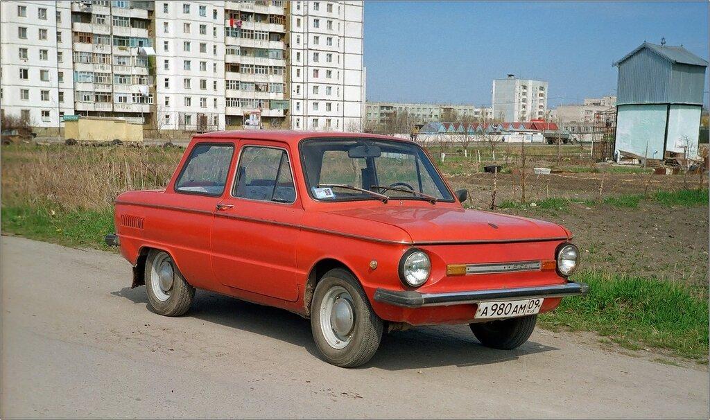 ЗАЗ-968М 1999 г.