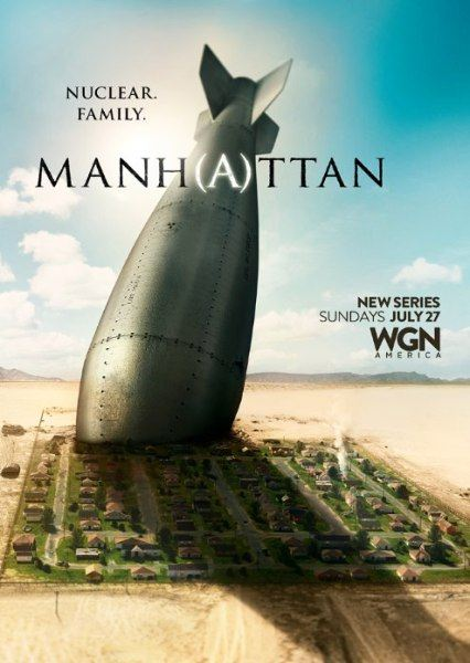 ��������� / Manhattan - ����� 1, ����� 1-4 [2014, WEB-DLRip | WEB-DL 720p] (BaibaKo)