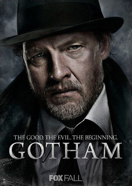 Готэм / Gotham - 1 сезон (2014/WEB-DLRip/ WEBDL 720p / HDTVRip / HDTV 720p)