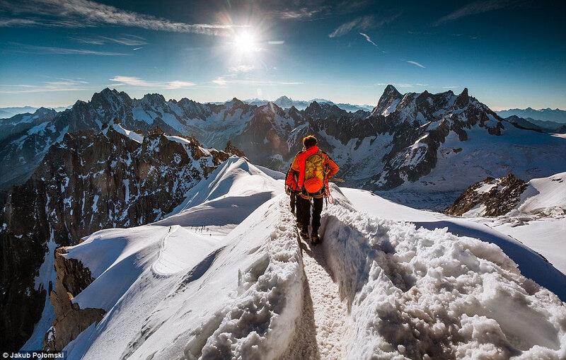 Французские Альпы: красота гор на потрясающих фотографиях