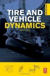 Книга Tire and Vehicle Dynamics, Third Edition