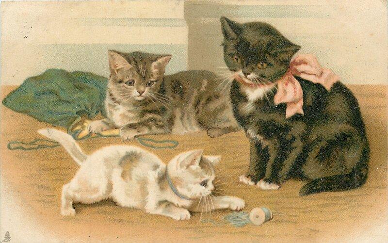 вам квартиры советские открытки кошки любых отношениях бывают