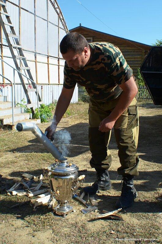 Фестиваль 'Казачьи кренделя', Саратов, Национальная деревня, 20 сентября 2014 года