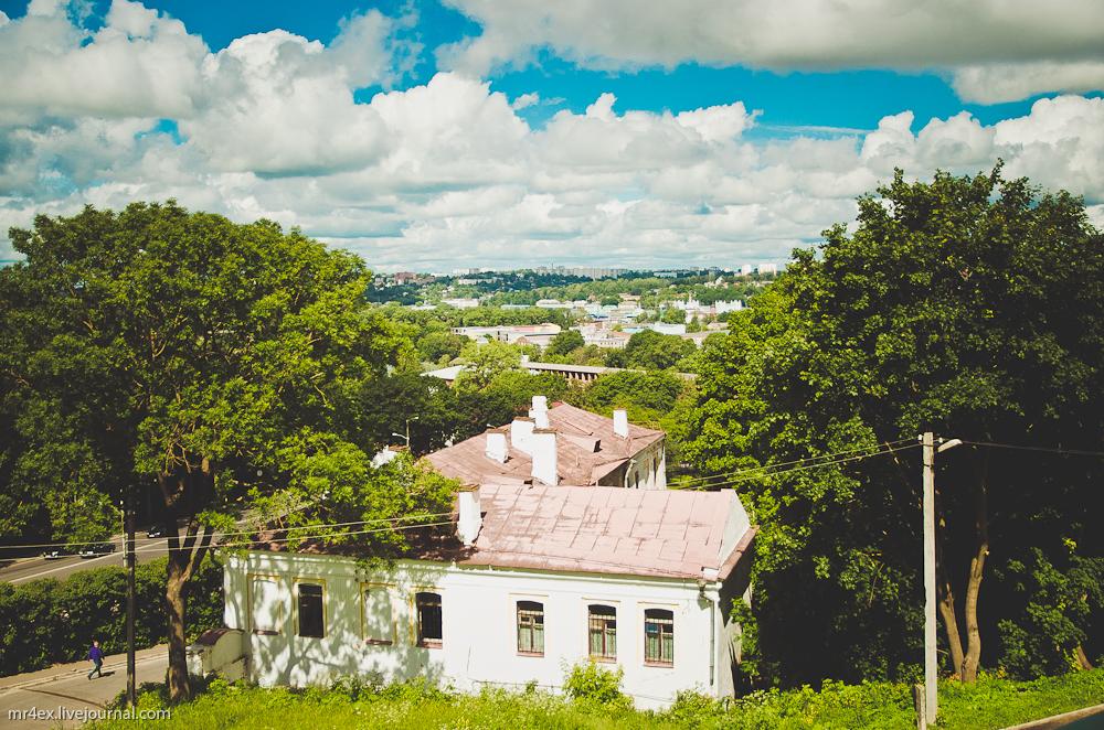 Смоленск, Соборная гора