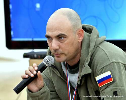 Дмитрий СТЕШИН рассказывает о нюансах своей профессии (видео + фоторепортаж)