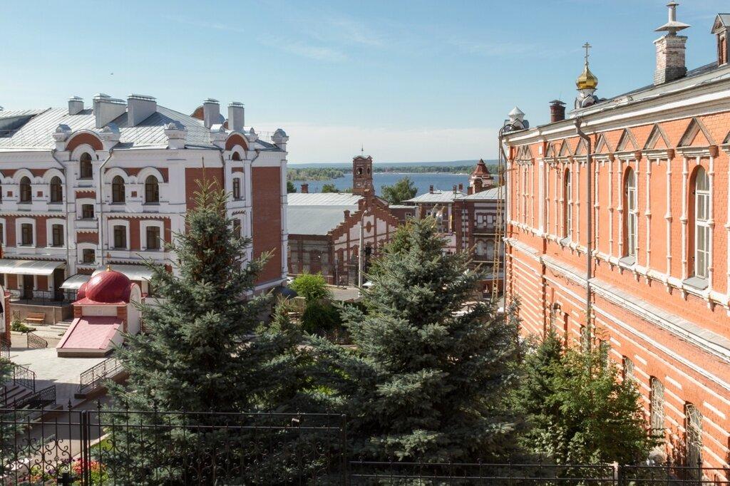 Иверский монастырь, Жигулевский пивзавод и Волга