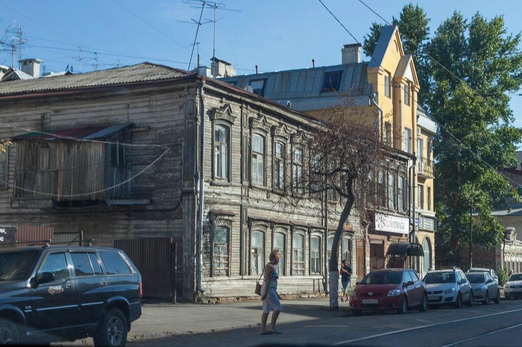 Старые дома, Самара