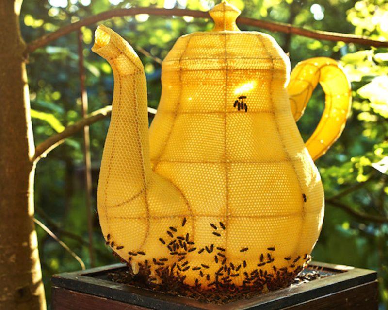 Пчелиный чайник