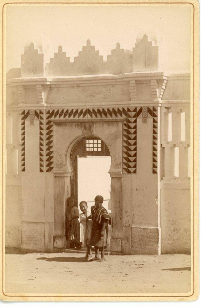 Алжир. Арабчата
