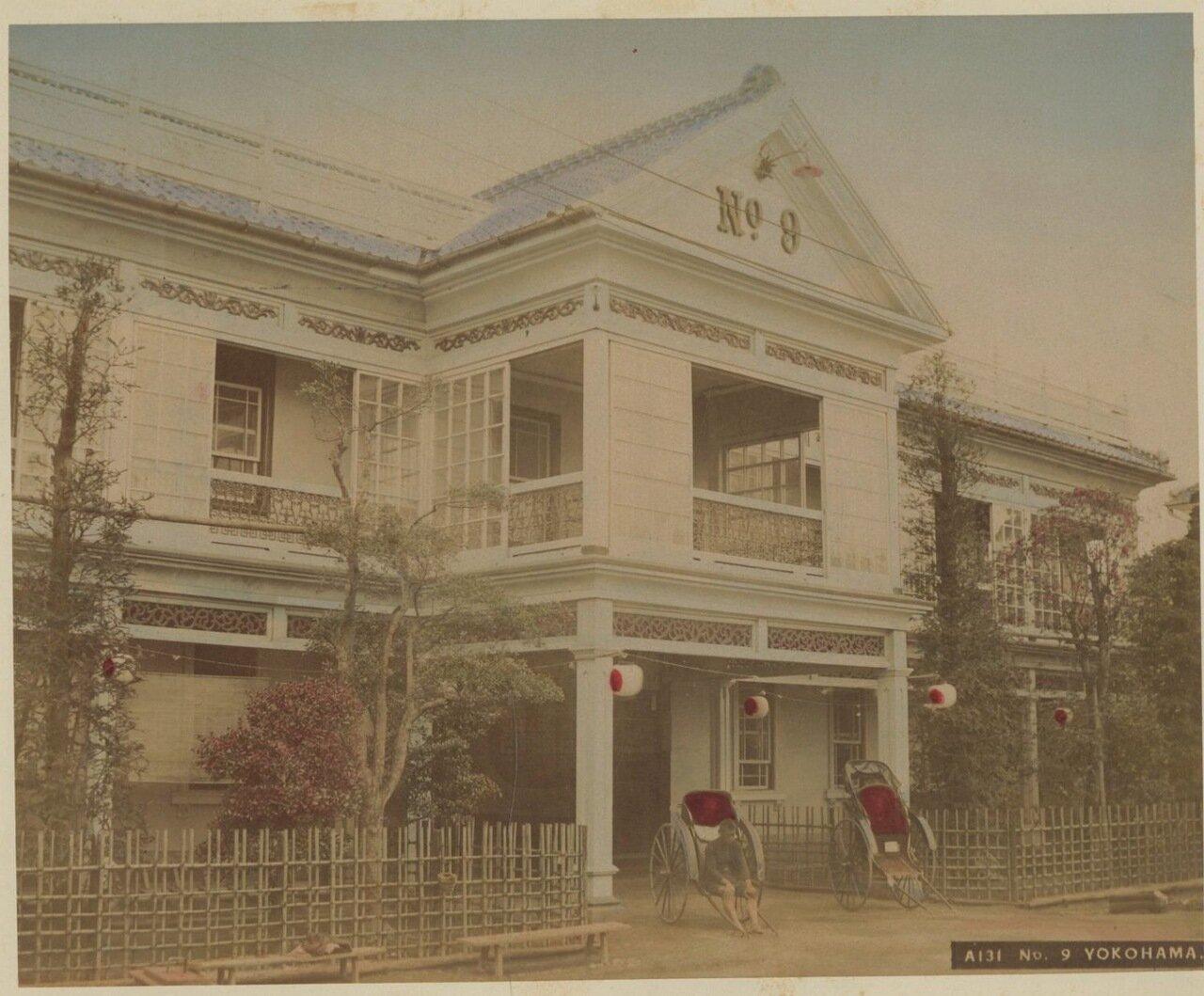 Иокогама. Бордель №9