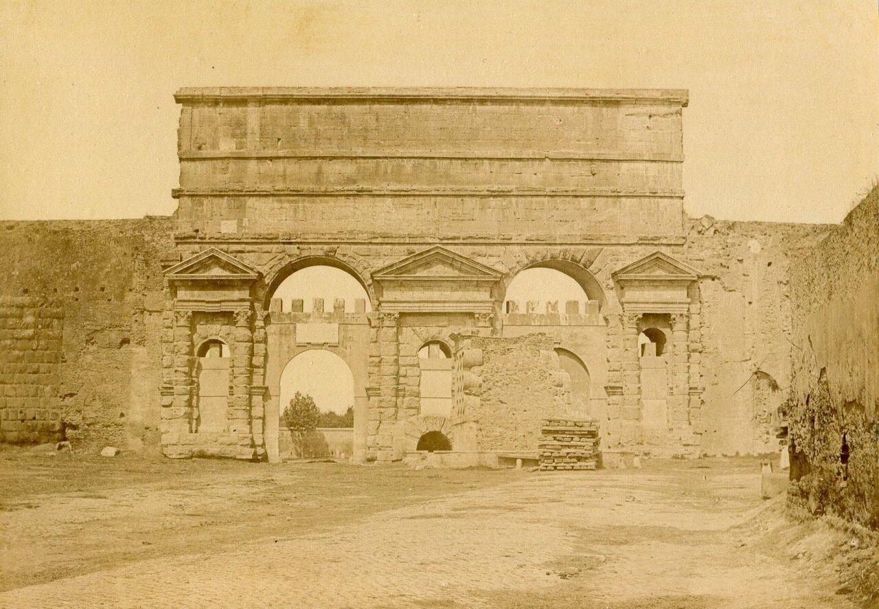 Порта-Маджоре. 1860