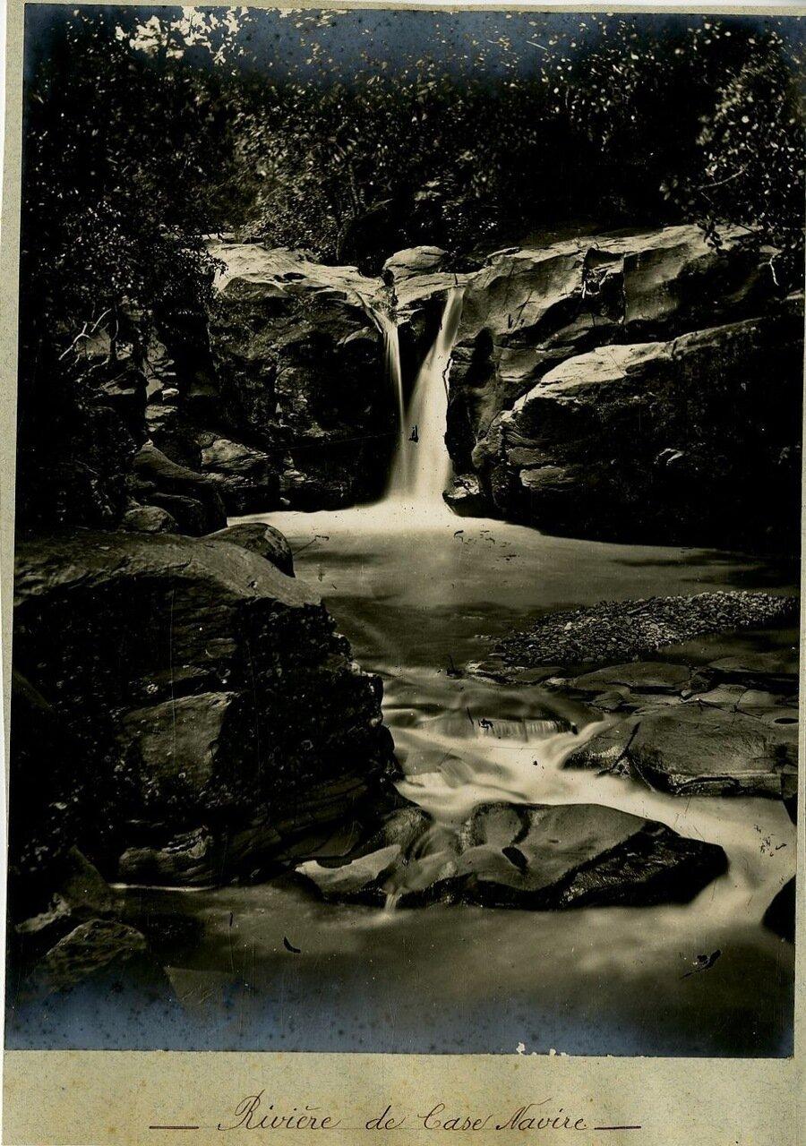 Водопад Касе-Навире