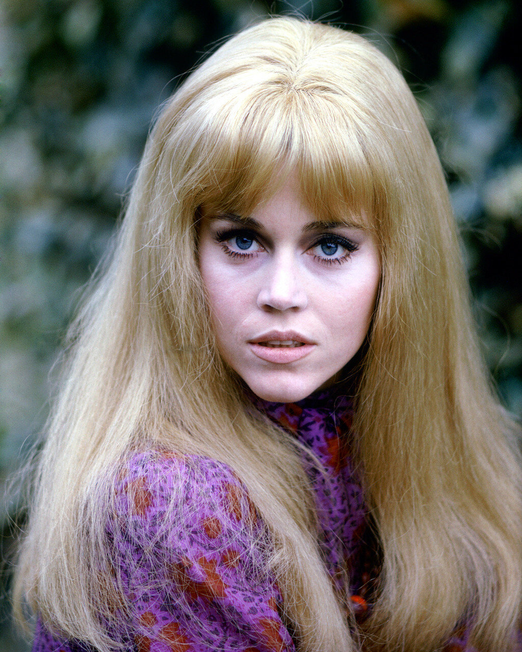 American actress Jane Fonda, circa 1970.