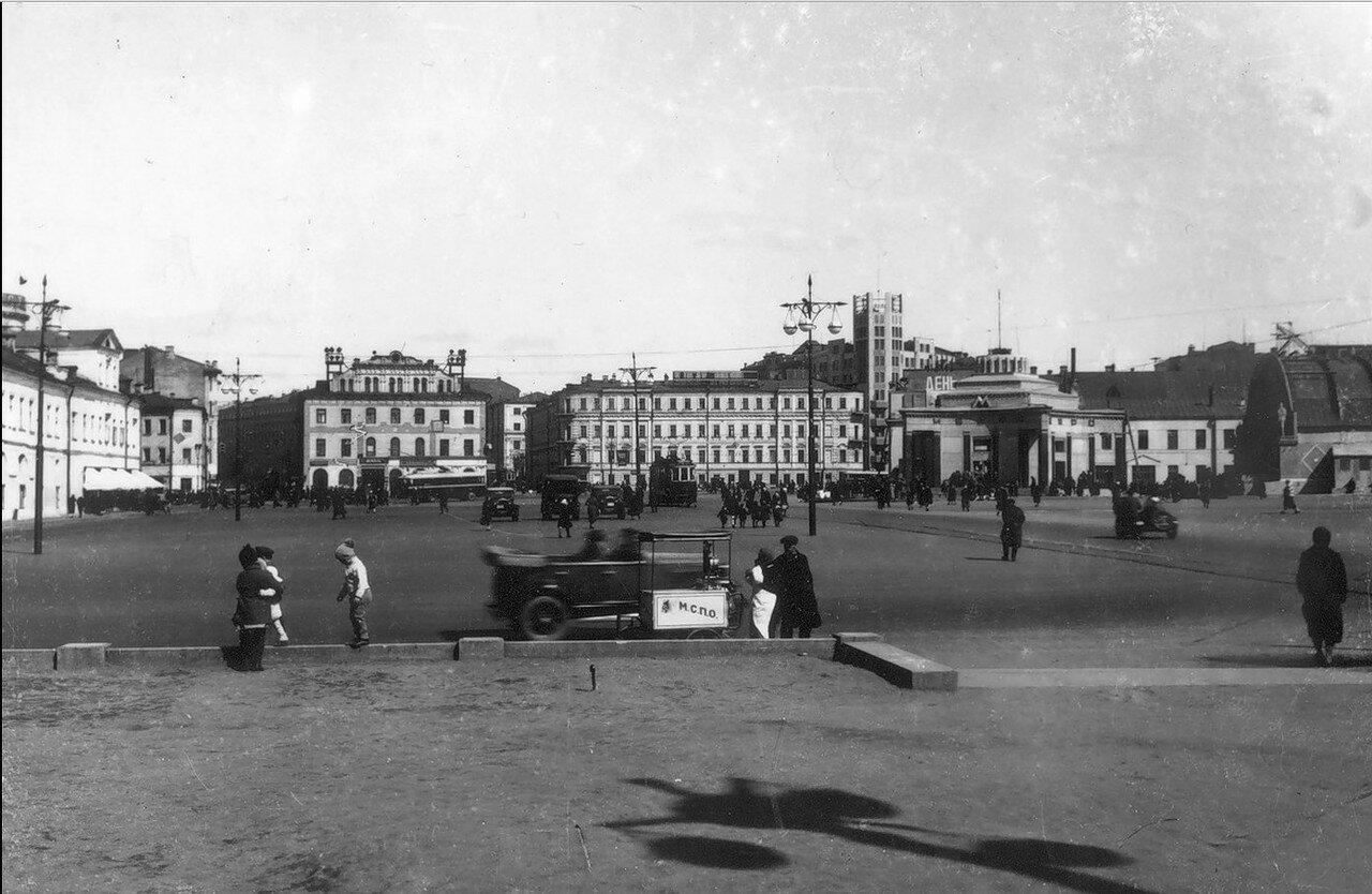 1930-е. Арбатская