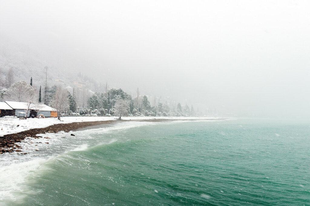 Абхазия в январе отзывы фото