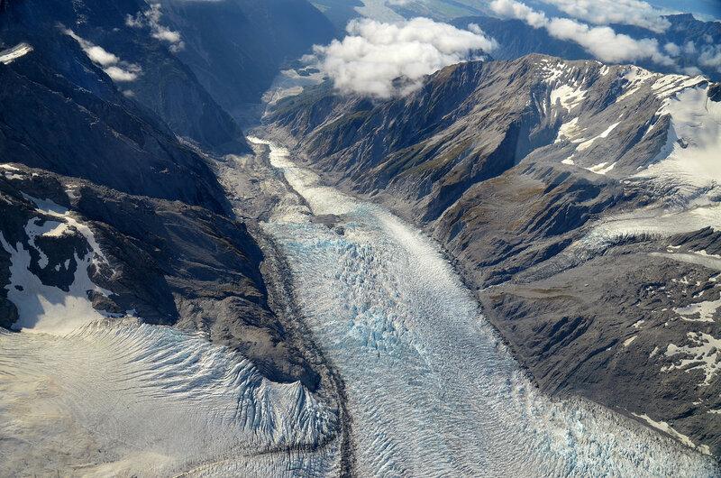 Движение льдов