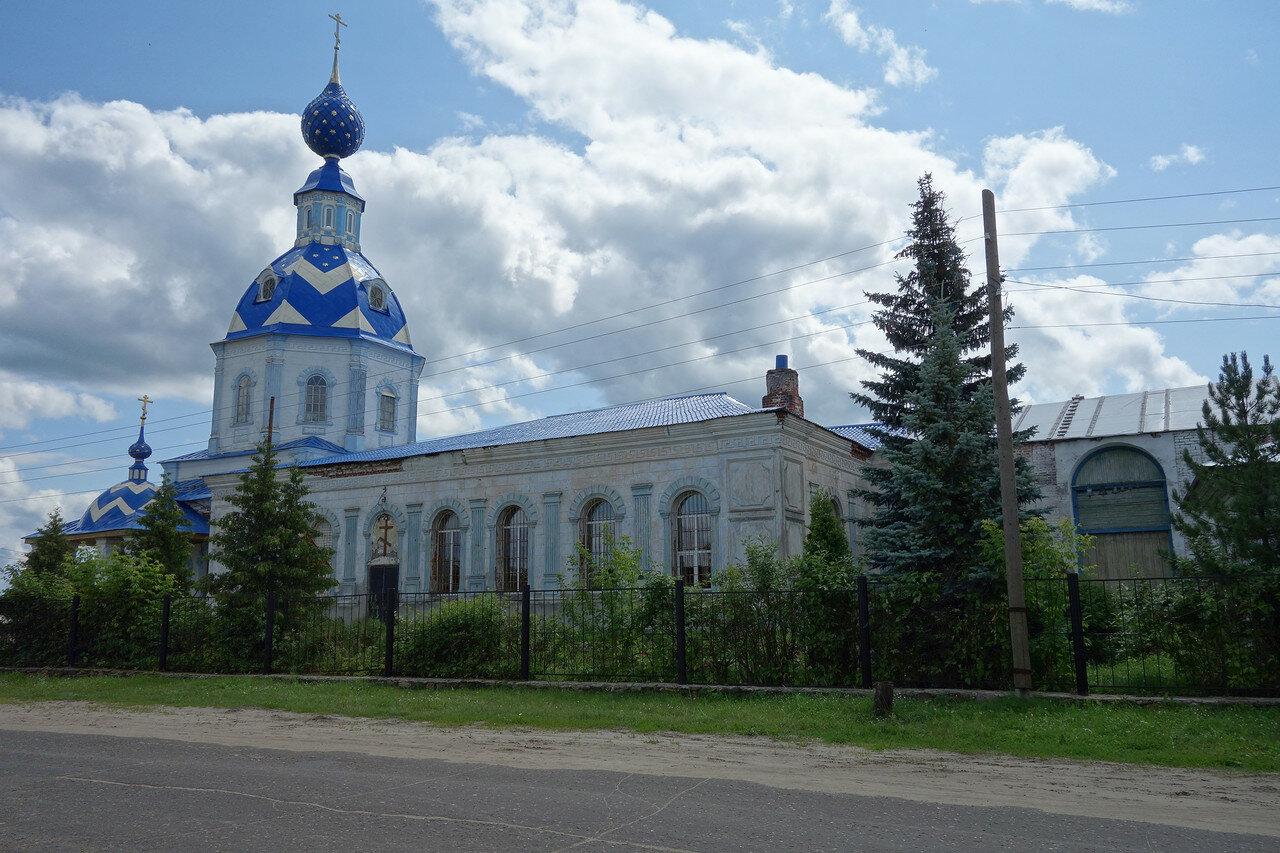 храм 18 века
