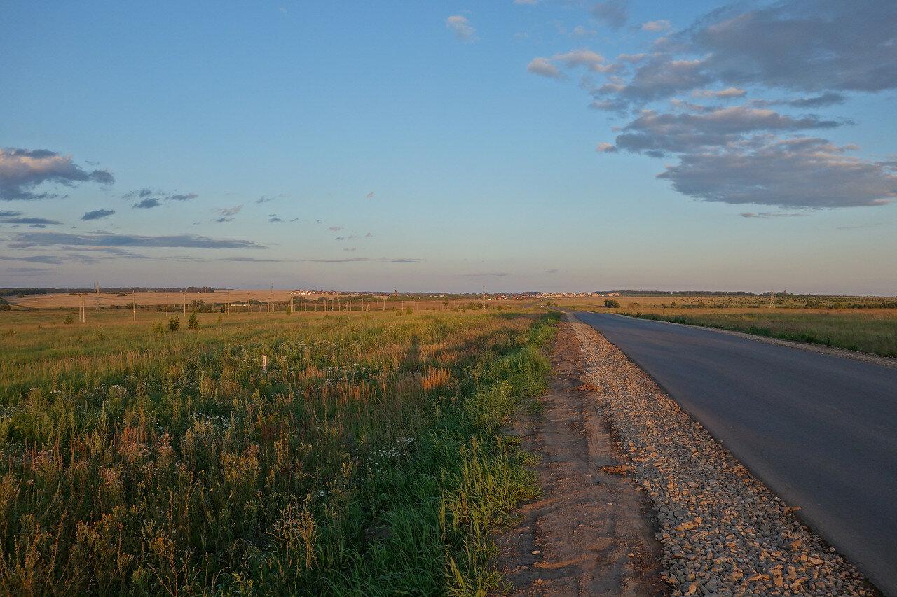 поля-луга Татарстана