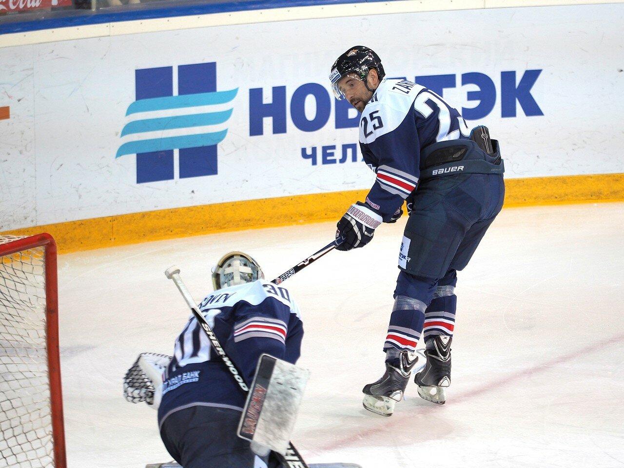 44Восток 1/2 плей-офф Металлург - Сибирь 08.03.2016