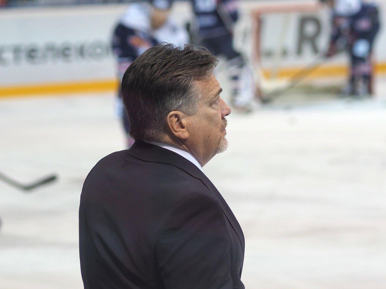 21Плей-офф 2016 Восток 1/2 Металлург - Сибирь 10.03.2016