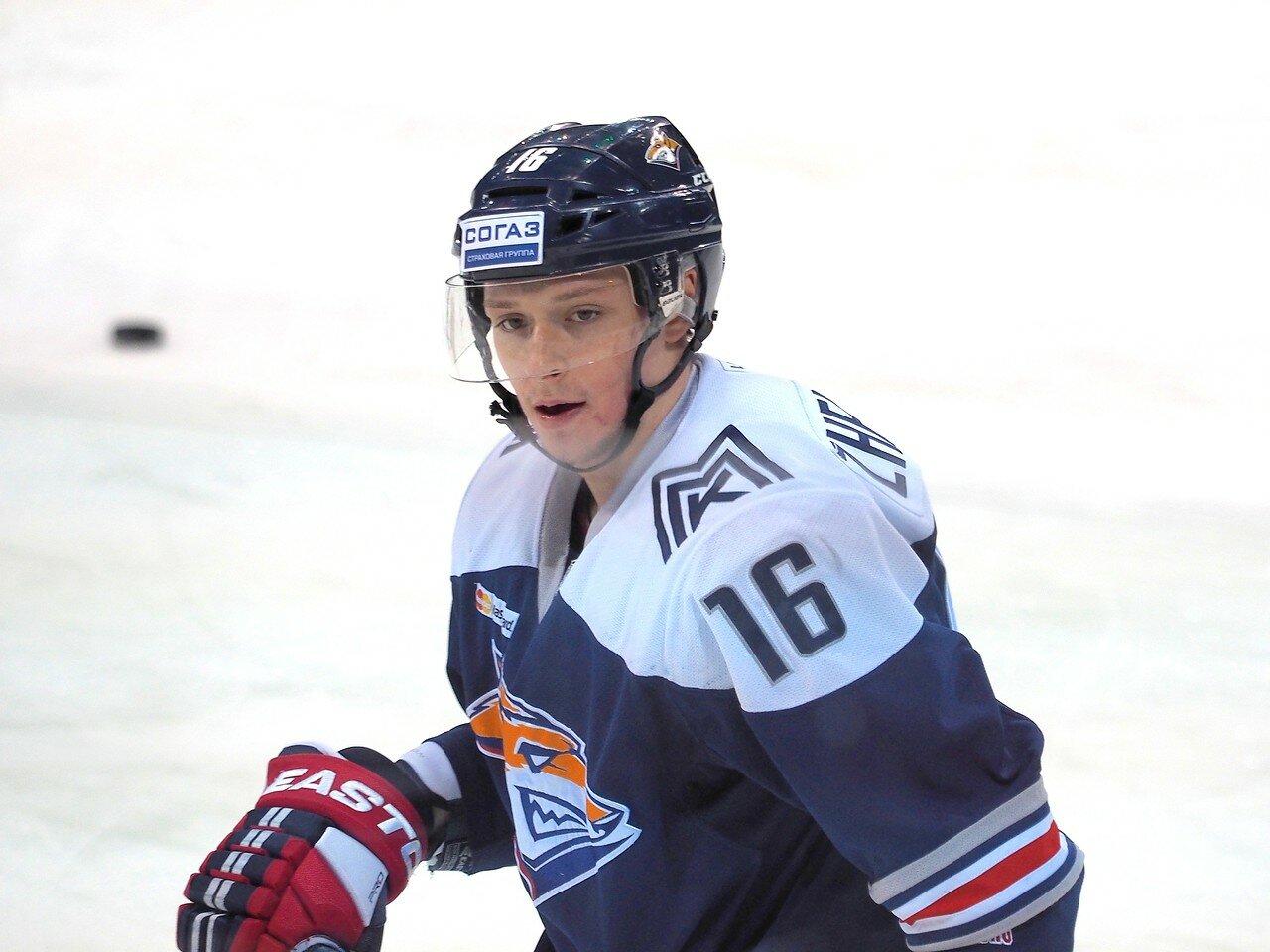 39Плей-офф 2016 Восток 1/2 Металлург - Сибирь 16.03.2016