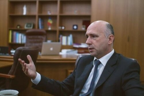 Павел Филип призвал бизнес сотрудничать с властью