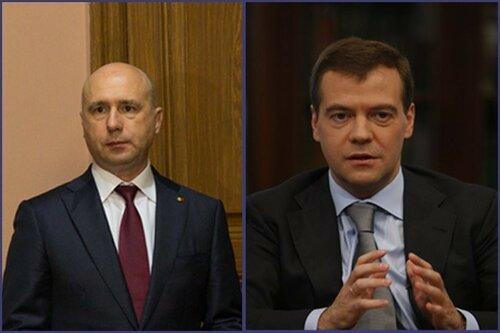 Филипа поздравил его российский коллега Дмитрий Медведев