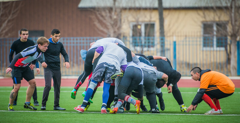 Товарищеский матч по регби