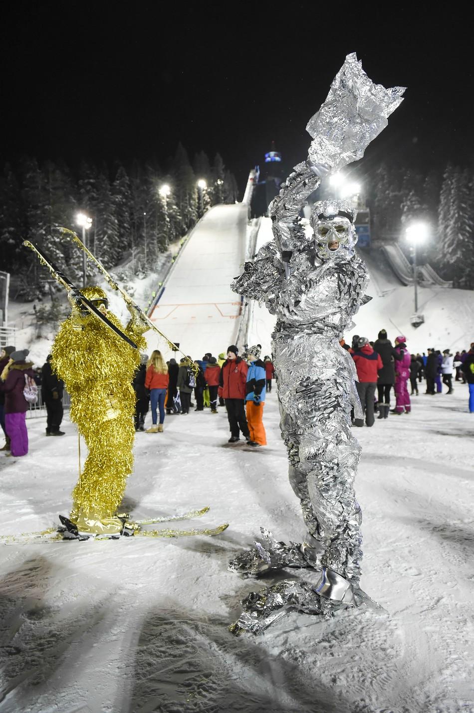 FIS Ski Jumping World Cup in Kuopio