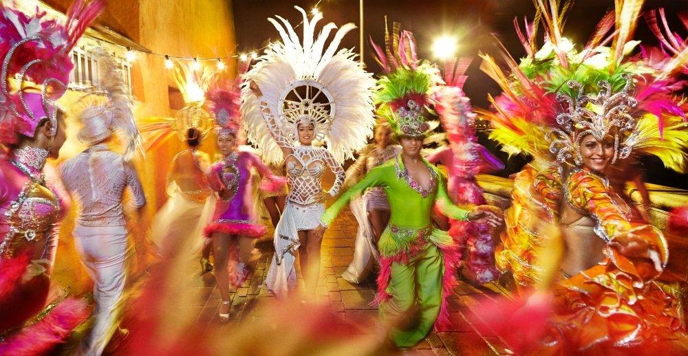 Самые яркие карнавалы