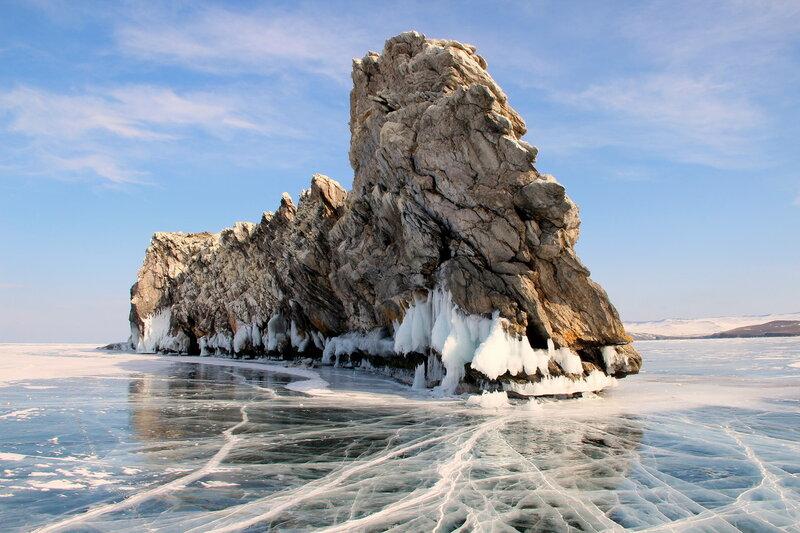 Остров Огой, Байкал