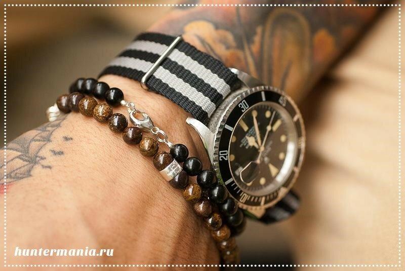 О ювелирных украшениях для мужчин