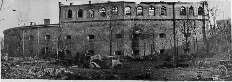 Бастион Грольман, Калининград