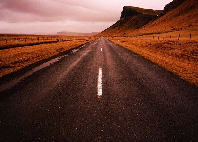 Шоссе N 1, Исландия