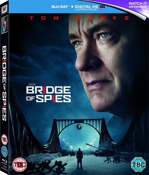 Шпионский мост / Bridge of Spies (2015/BDRip/HDRip)