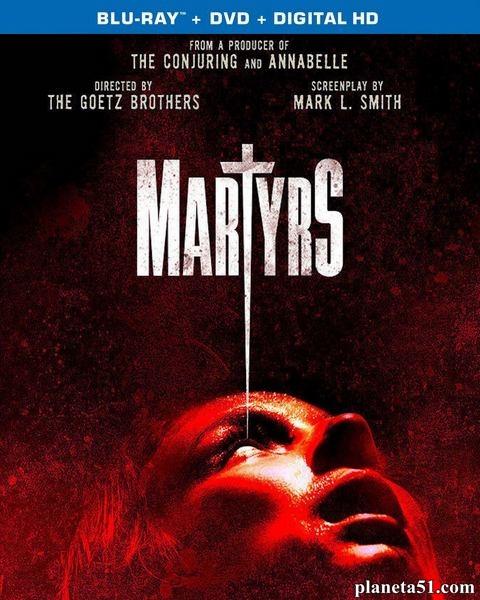 Мученицы / Martyrs (2015/BDRip/HDRip)