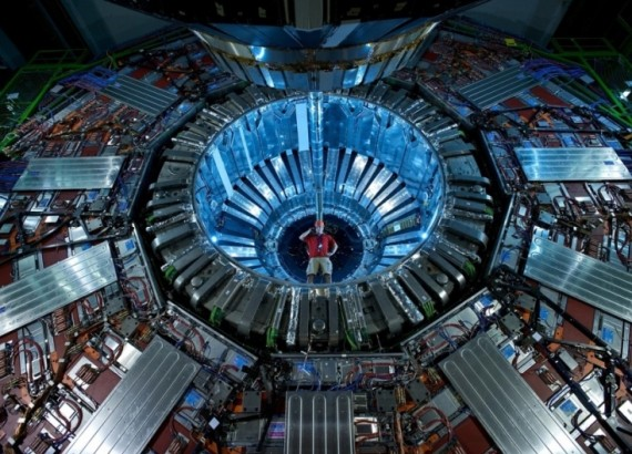Это будет громко объявили дату запуска второго адронного коллайдера
