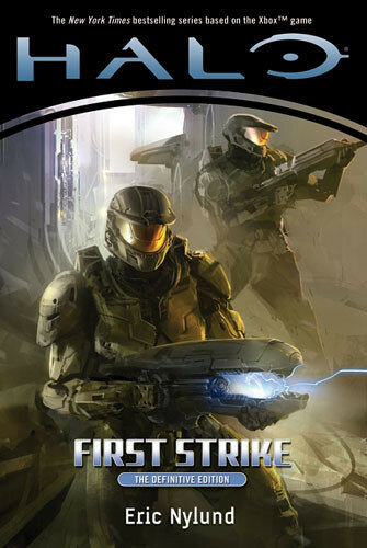 Обложка Halo: First Strike 2010