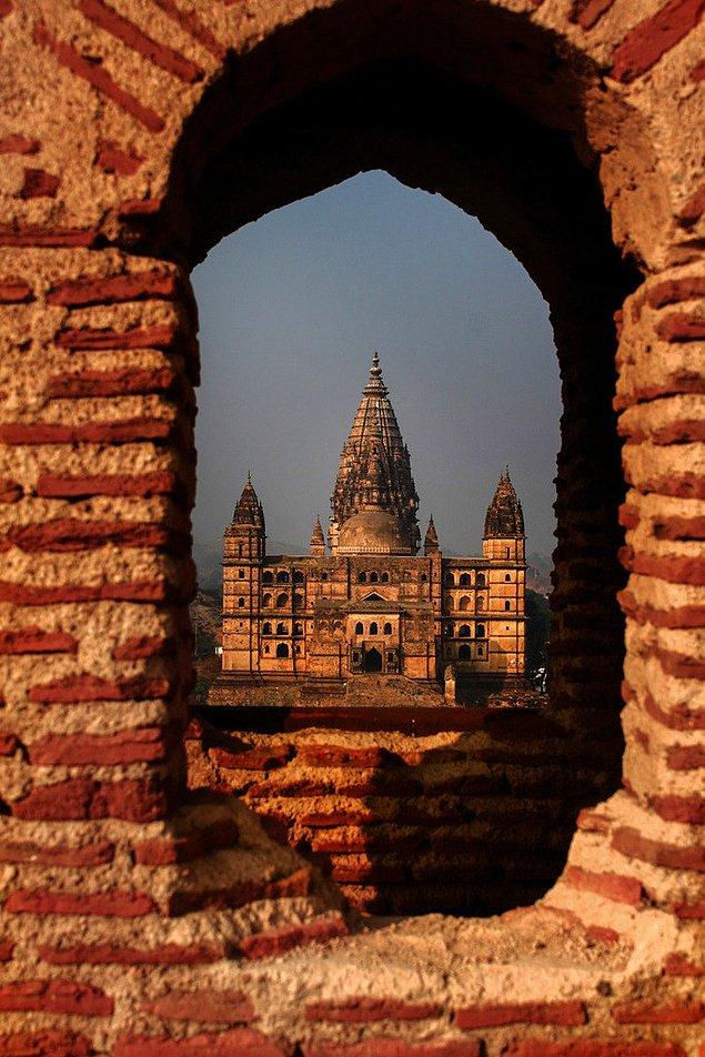Орчха, Бунделкханд, Мадхья-Прадеш