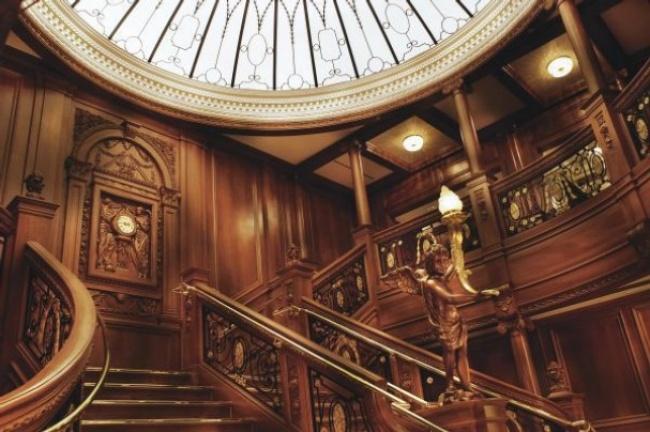 Лайнер - копия «Титаника», который отправится в плавание в 2018 году