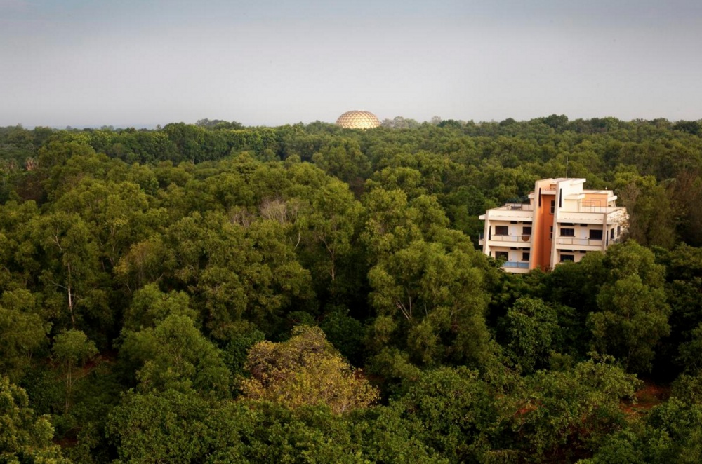 Ауровиль— город будущего, которому нет дела дополитики, религии инациональностей (20 фото)