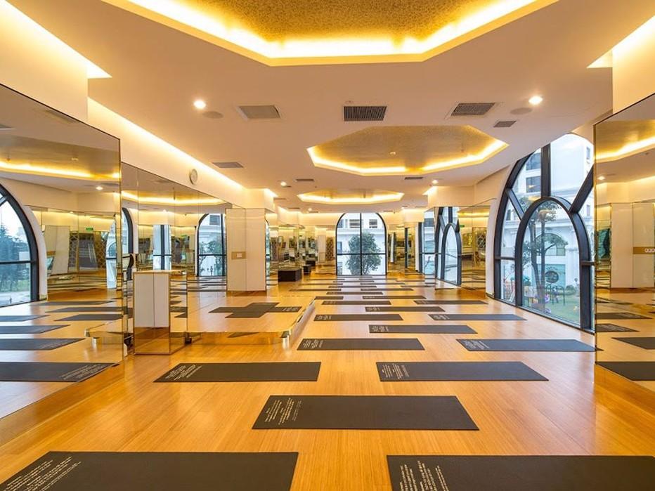 Подобные фитнес-центры предлагают различные услуги, в том числе занятия йогой, которая преподается в