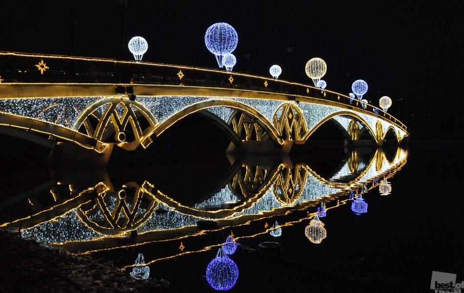 Сказочный мост. Денис Иванов.