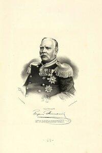 Рокасовский Платон Иванович, Барон