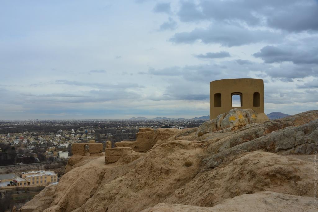 Башня огня, или как выглядит Исфахан сверху?