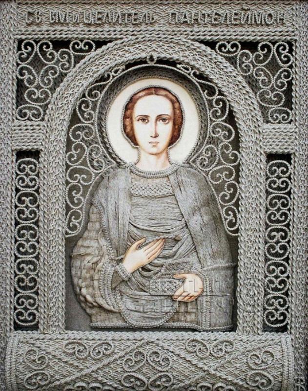 Святой Великомученик Пантелеймон Целитель — Владимир Денщиков