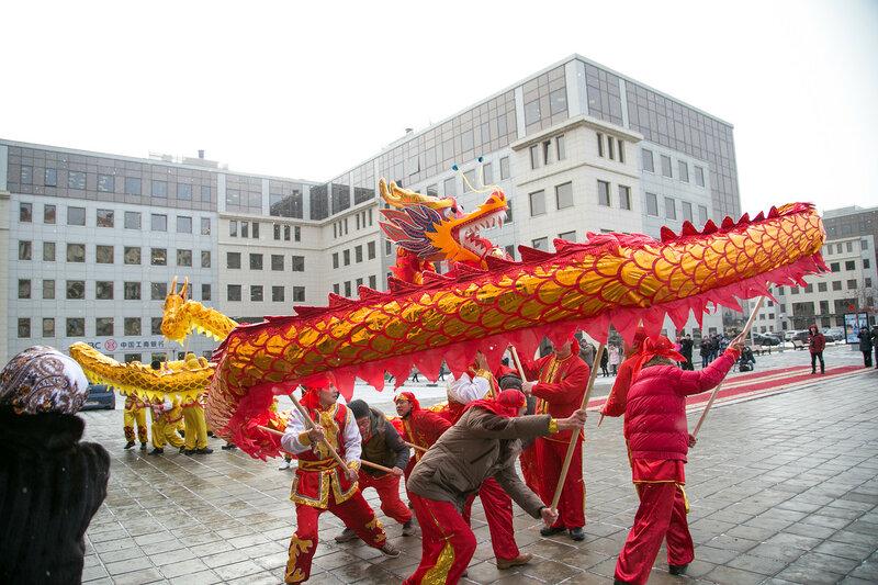 Китайский Новый год в Гринвуде
