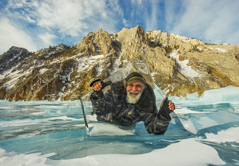 Сквозь лёд
