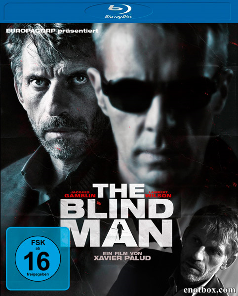 Слепой / A l'aveugle / The blind man (2012/BDRip/HDRip)